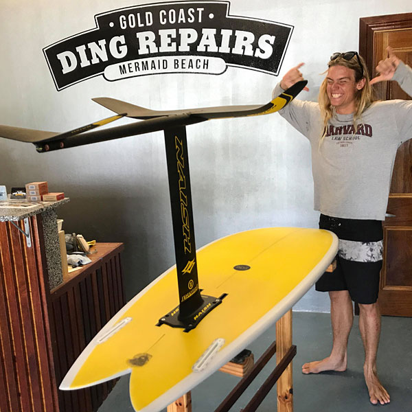 Gold Coast Ding Repairs - All Boards, Quality Repairs and